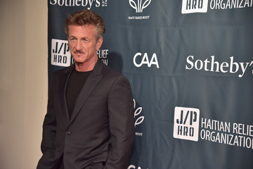 Sean Penn Sean Penn & Friends HAITI TAKES ROOT: A Benefit Dinner & Auction To Reforest & Rebuild Haiti To Support J/P Haitian Relief Organization