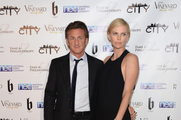 Sean Penn Fame And Philanthropy Post-Oscar Party