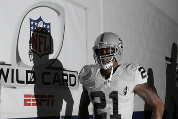Sean Smith Wild Card Round - Oakland Raiders v Houston Texans