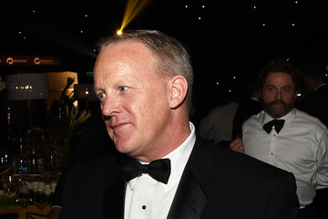 Sean Spicer 69th Annual Primetime Emmy Awards - Governors Ball