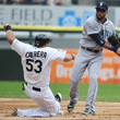 Melky Cabrera and Robinson Cano Photos
