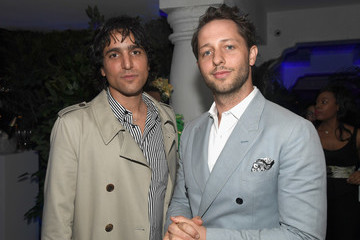 Sebastian Faena L'Eden By Perrier-Jouet Cocktail Party With Derek Blasberg