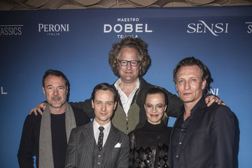 Sebastian Koch Tom Schilling Sony Pictures Classics' Annual Pre-Academy Awards Dinner Party