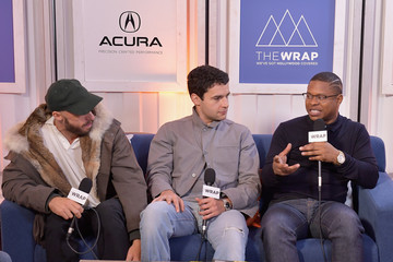Sebastian Silva Acura Studio at Sundance Film Festival 2018 - Day 1