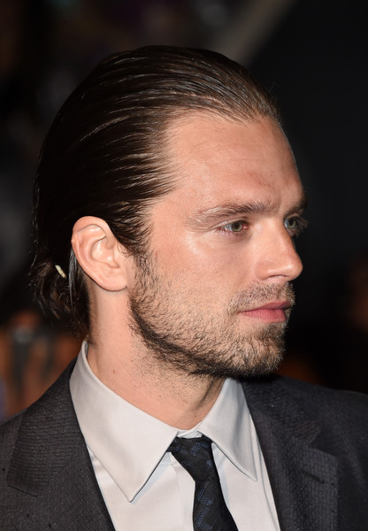 ... in this photo sebastian stan actor sebastian stan attends the martian