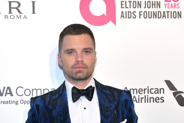 Sebastian Stan 26th Annual Elton John AIDS Foundation's Academy Awards Viewing Party - Arrivals