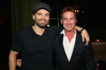 Sebastian Stan Gersh Upfronts Party 2018