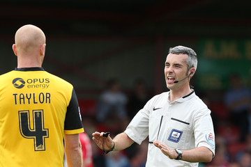 Sebastian Stockbridge Accrington Stanley v Northampton Town - Sky Bet League Two