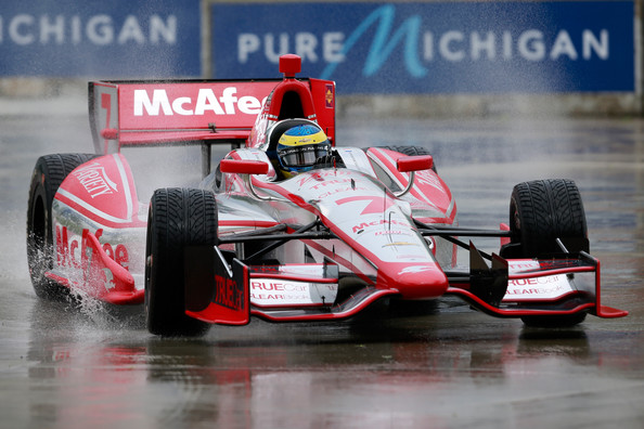 Sebastien Bourdais - Chevrolet Detroit Belle Isle Grand Prix: Day 1