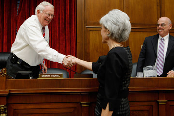 Joe Pitts Sebelius Testifies At House Hearing On FY2012 HHS Budget