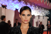 Sara Sampaio walks the red carpet ahead of the 'Seberg' screening during the 76th Venice Film Festival at Sala Grande on August 30, 2019 in Venice, Italy.