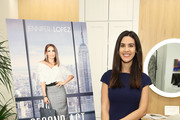 Host Natalie Zfat attends the Second Act VIP Screening powered by Lyft and MM.LaFleur on November 19, 2018 in New York City.