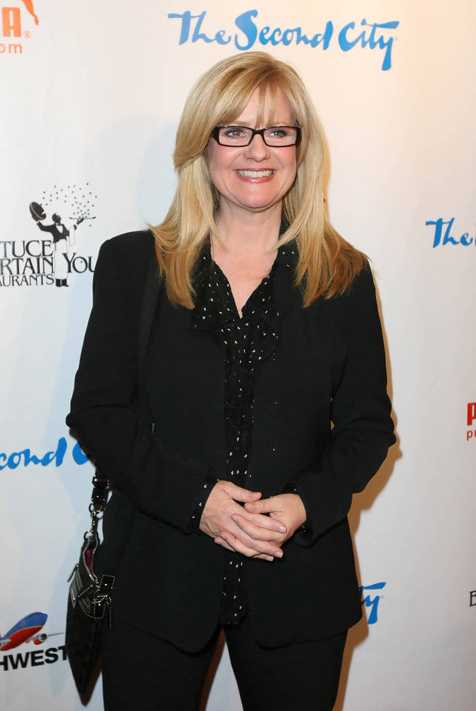 Bonnie Hunt in The Second City Celebrates 50 Years of ...