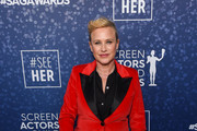 Patricia Arquette attends the SeeHer platform at the 26th annual Screen Actors Guild Awards. @seeHER2020 at The Shrine Auditorium on January 19, 2020 in Los Angeles, California.