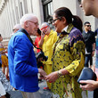 Fern Mallis Bill Cunningham Photos