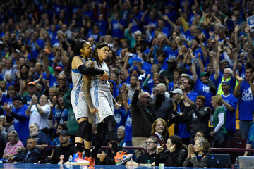 Seimone Augustus WNBA Finals - Game Two