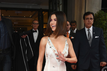 Selena Gomez The Mark Hotel Celebrates the 2017 Met Gala
