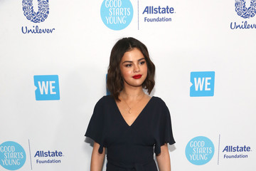 Selena Gomez WE Day California To Celebrate Young People Changing The World