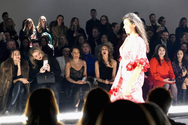 11 Honore - Front Row - February 2019 - New York Fashion Week: The Shows