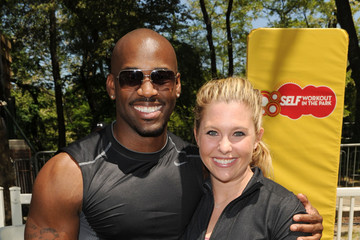 Jaclyn Emerick Self Magazine's 19th Annual Workout In The Park