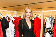 Lindsay Ellingson attends as Self-Portrait celebrates opening of NY Concept Store on September 07, 2019 in New York City.