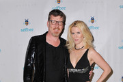 TV personalites Simon van Kempen and Alex McCord attend The Selfbee New App Launch Event on May 28, 2014 in New York City.
