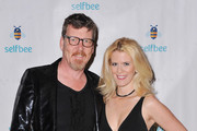 TV personalities Simon van Kempen and Alex McCord attend The Selfbee New App Launch Event on May 28, 2014 in New York City.