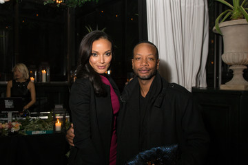 Selita Ebanks Adrienne Bailon Hosts Effy Jewelry's 35th Anniversary Party - Inside