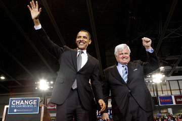 Edward Kennedy Senator Edward Kennedy Dies At 77