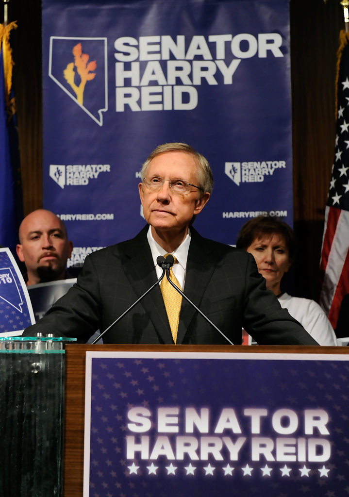 infuriated when harry reid is re elected Hillary clinton, joe biden to headline tribute to send-off for senate minority leader harry reid on thursday as the up for re-election to just.