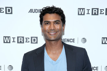Sendhil Ramamurthy 2017 WIRED Cafe at Comic Con, Presented by AT&T Audience Network - Day 3