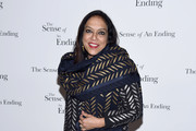 """Director Mira Nair attends """"The Sense Of An Ending"""" New York Screening at The Museum of Modern Art on March 6, 2017 in New York City."""