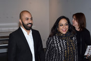 """Directors Ritesh Batra (L) and Mira Nair attend """"The Sense Of An Ending"""" New York Screening at The Museum of Modern Art on March 6, 2017 in New York City."""