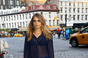 Cara Delevingne Teams Up with Sephora + Burberry