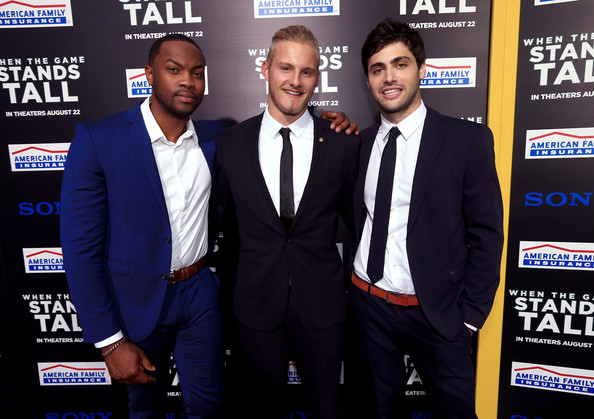 'When the Game Stands Tall' Premieres in Hollywood