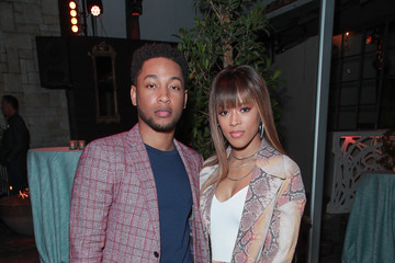 Serayah McNeill Special Screening Of Netflix's 'The Last Summer' - After Party