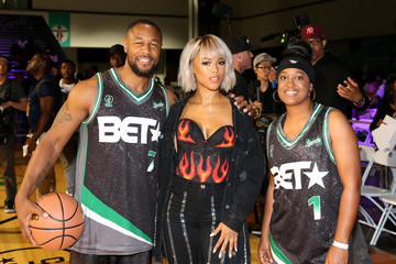 Serayah McNeill 2018 BET Experience - Celebrity Basketball Game Sponsored By Sprite