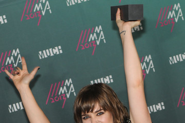 Serena Ryder Press Room at the MuchMusic Video Awards