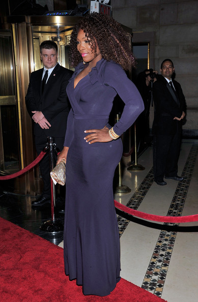 Serena Williams Pro tennis player Serena Williams attends the 2011 New Yorkers for Children Fall Gala at Cipriani 42nd Street on September 20, 2011 in New York City.