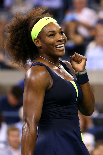 Serena Williams - 2012 US Open - Day 10