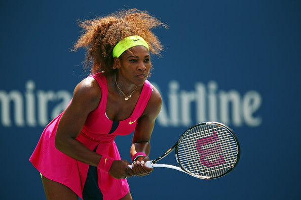Serena Williams - 2012 US Open - Day 6