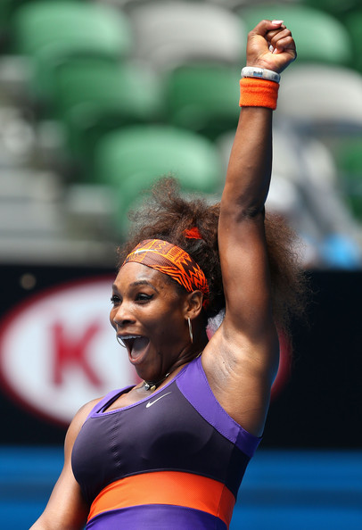 Venus & Serena Williams - 3 - Page 4 Serena+Williams+2013+Australian+Open+Day+4+knOGDk2FVYOl