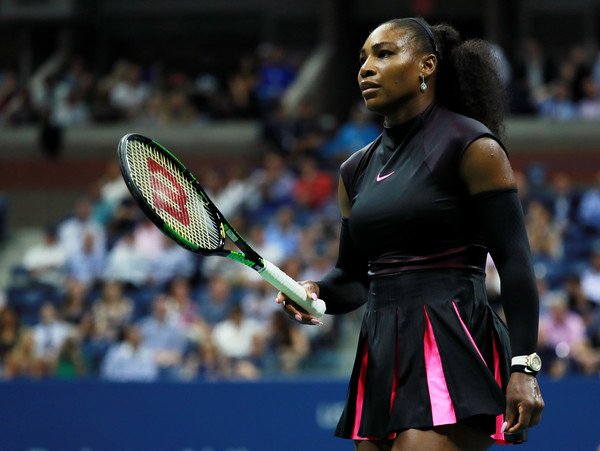 Injured Serena Williams Hits Back Over Tiredness Claims Following US Open Exit