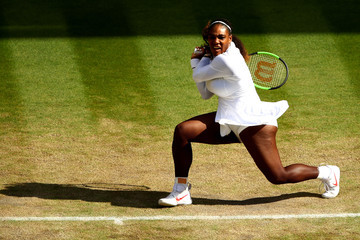 Serena Williams Day Eight: The Championships - Wimbledon 2018