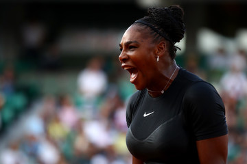 Serena Williams 2018 French Open - Day Five