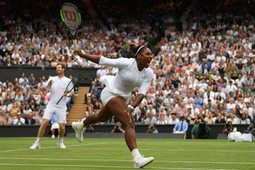 Serena Williams Andy Murray European Best Pictures Of The Day - July 10, 2019