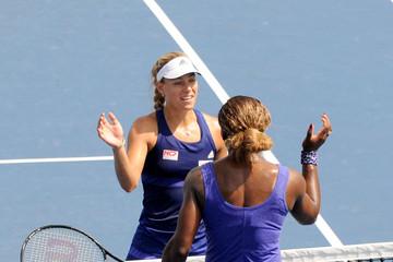 Serena Williams Angelique Kerber Bank of the West Classic: Day 6