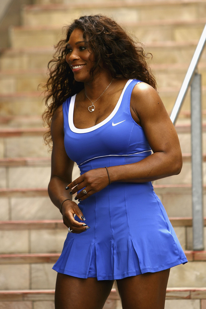 Serena Williams Nude Pics and Videos   Top Nude Celebs