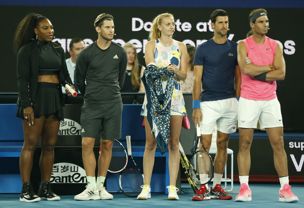 Tennis Rally for Relief