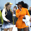 Serena Williams European Best Pictures Of The Day - January 08